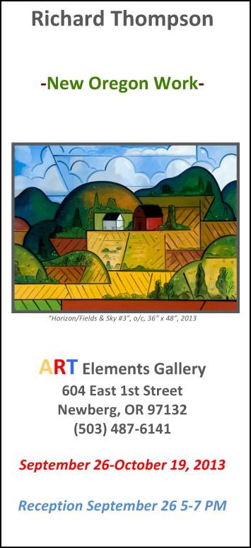 Art Element brochure verso loren