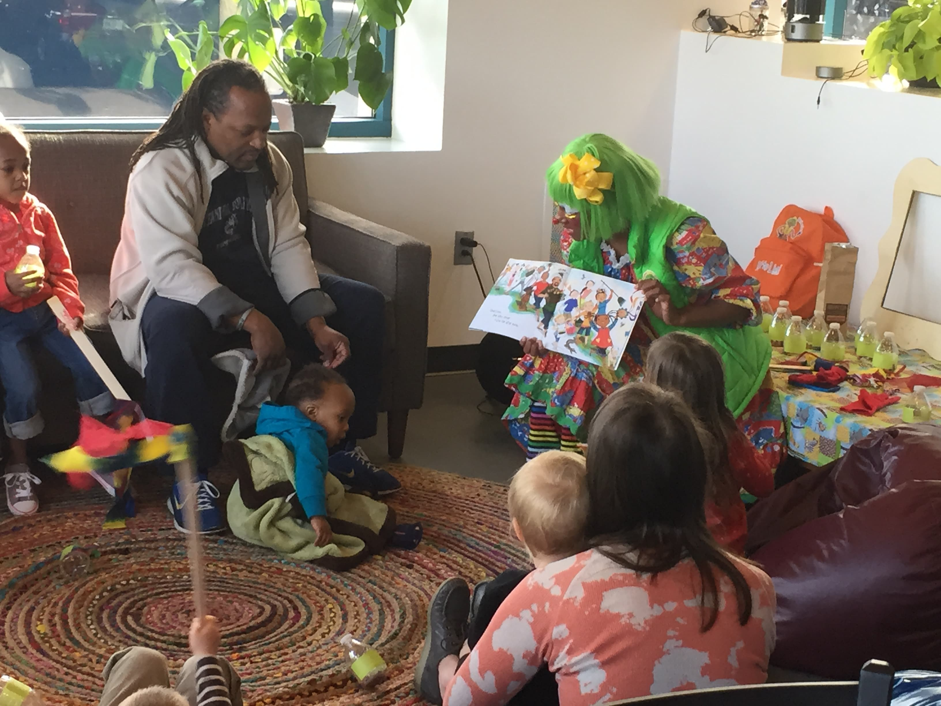IMG_4642 Nikki Brown Clown weekly storytelling