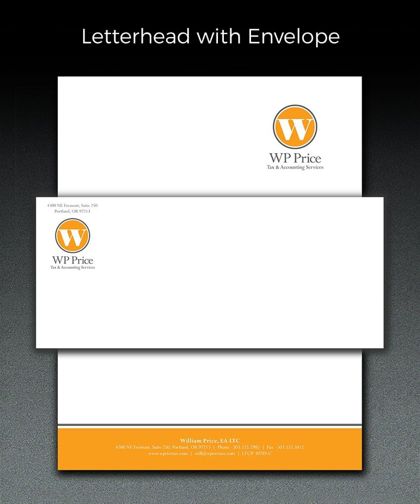 custom print letterhead