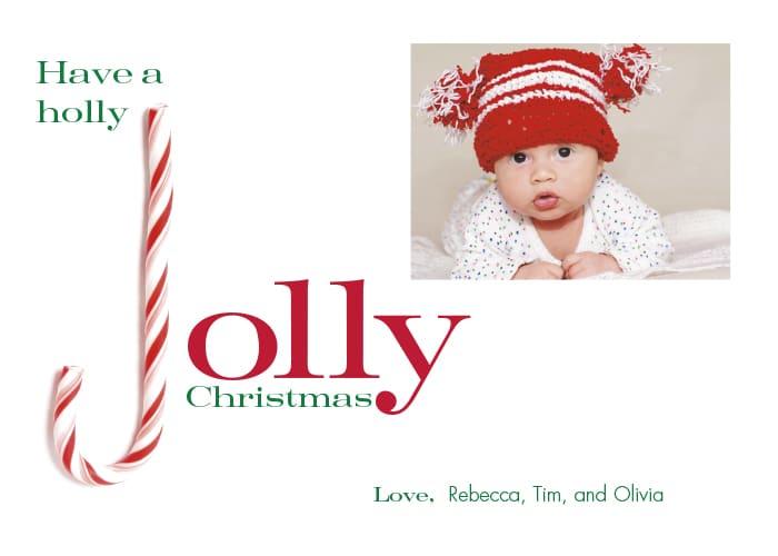 holiday card printing