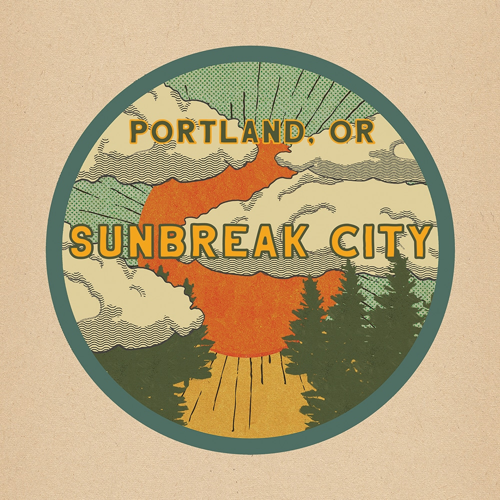 Portland Print Art